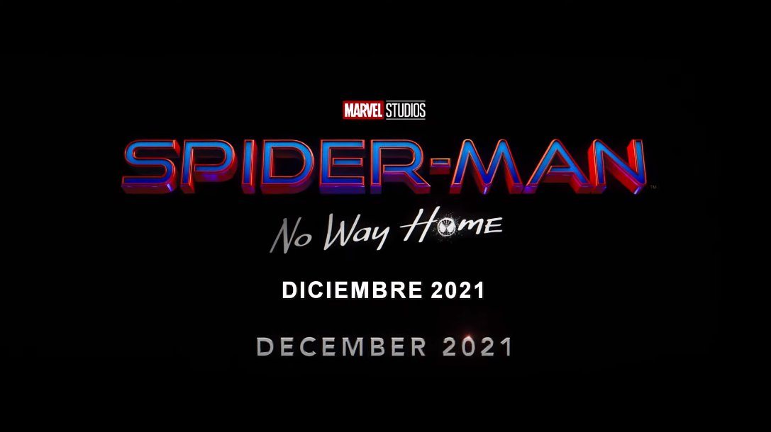 Sony Spider-Man no way home