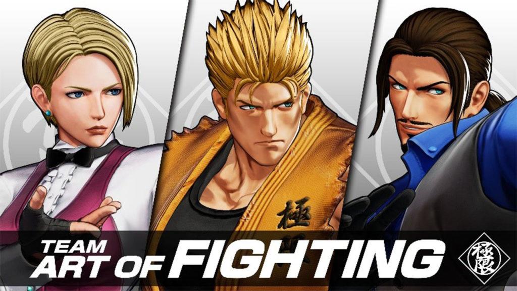 Ryo Robert King of Fighters