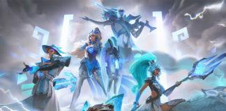 League of Legends skins