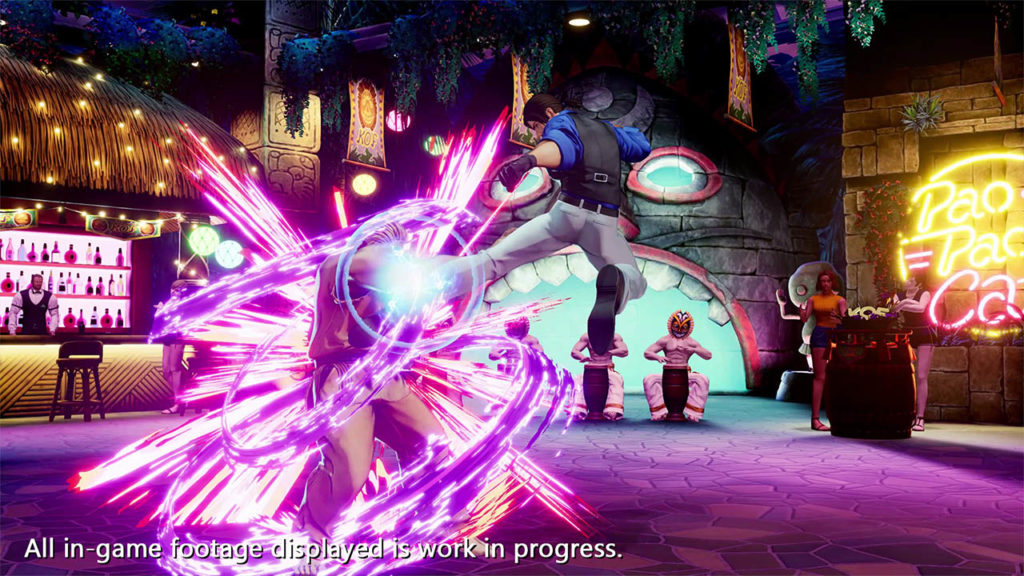Ryo y Robert The King of Fighters XV