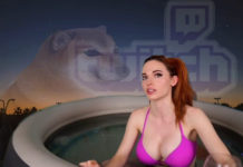 Twitch hot tub