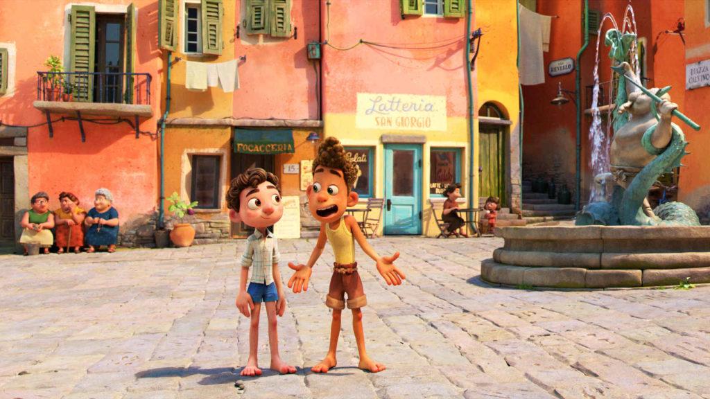 Luca, Pixar 2021