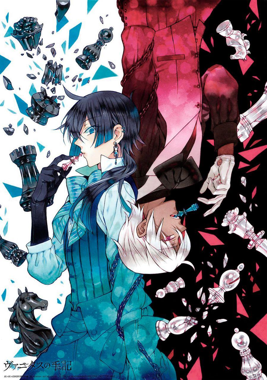 Guía de anime: Verano 2021 VANITAS NO CARTE