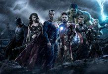 Avengers X Justice League