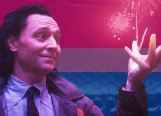 Loki Bisexual
