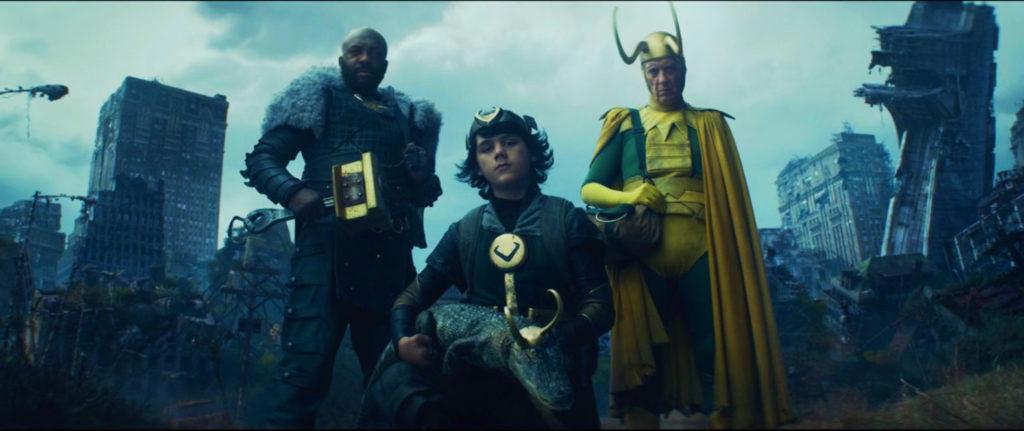 Loki El Evento Nexus