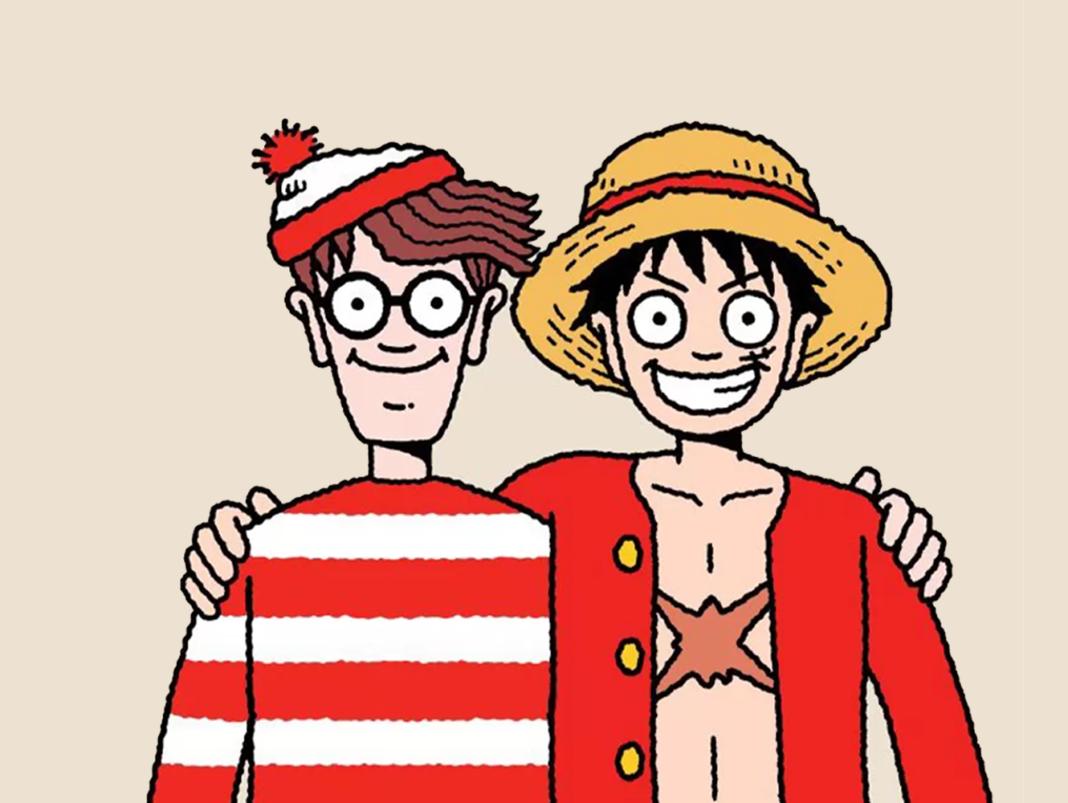 One Piece x Wally