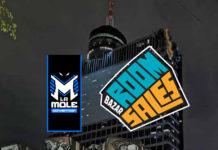 La Mole room sales bazar 2021