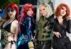 Black Widow galería cosplay