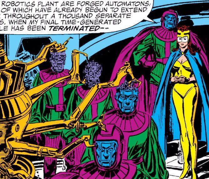 Loki: el evento nexus hace varias referencias a Kang el conquistador