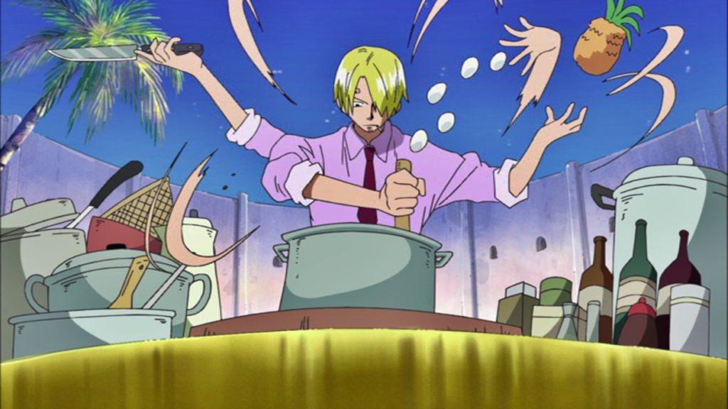 Sanji de One Piece