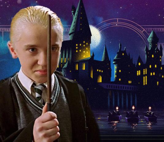 Tom Felton celebra 20 aniversario de Harry Potter