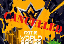 Garena cancela el próximo Free Fire World Series