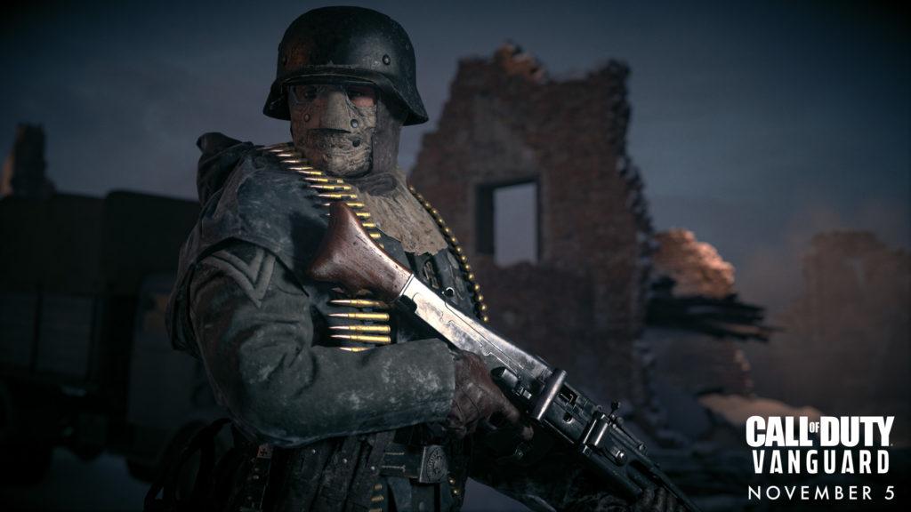 Gamescon 2021 Call of Duty
