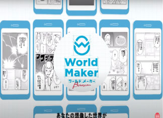 World Maker Aplicación para dibujar manga