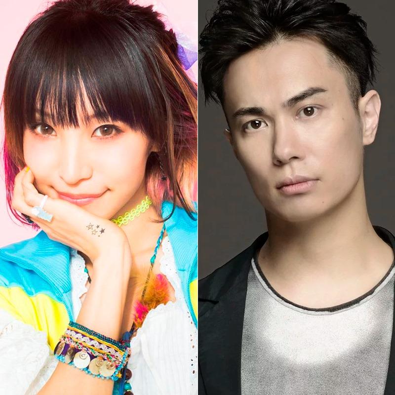 LiSa y Suzuki