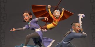 Avatar: the last airbender CGI