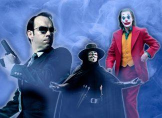 Villanos del cine