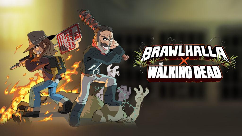 The Walking Dead regresa a Brawlhalla