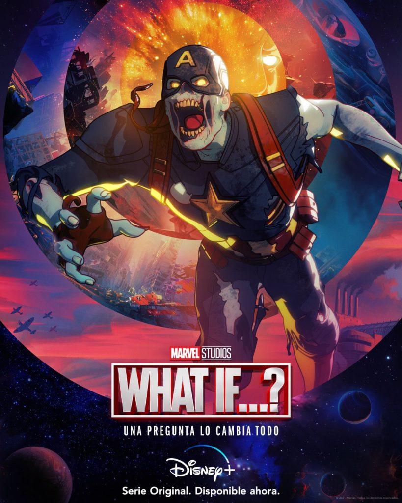 What if Marvel Zombis Captain America