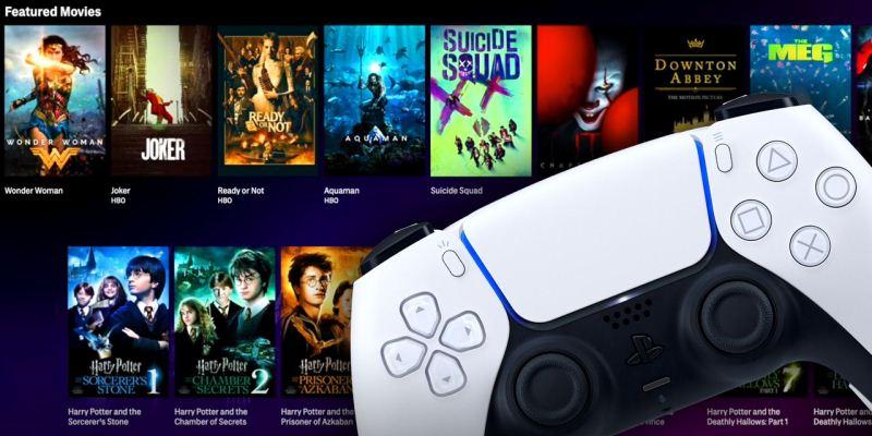 La app de HBO Max llega en septiembre a PlayStation