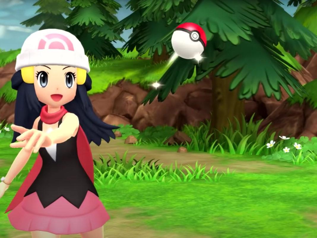Pokémon Brilliant Diamond y Shining Pearl podrían no incluir Pokémon de generaciones más actuales