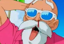 Dragon Ball Super roshi
