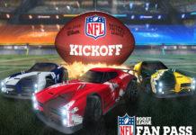 NFL está de regreso en Rocket League
