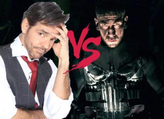 Eugenio Derbez vs punisher