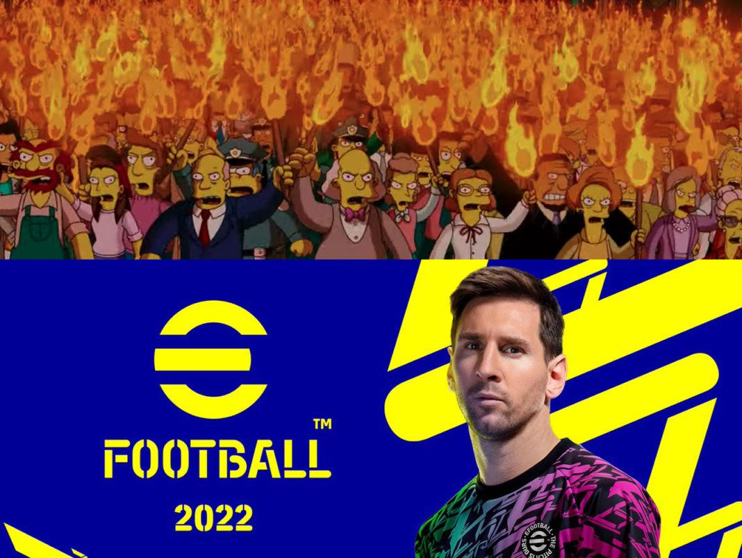 El nuevo eFootball se ve feo