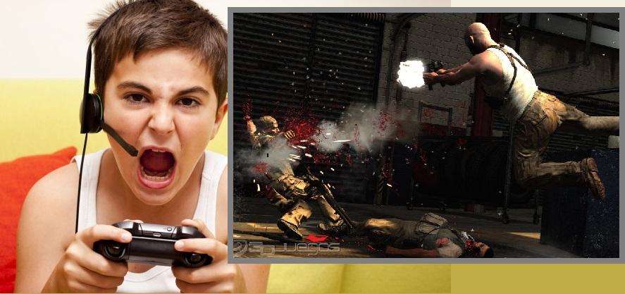 Acoso en los videojuegos