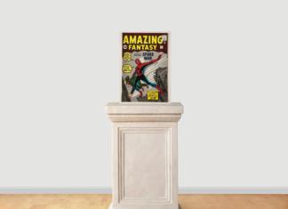 Spider-Man primera aparición