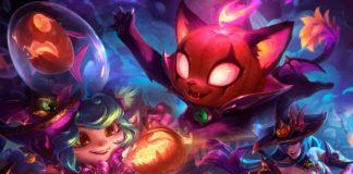 League of Legends Halloween