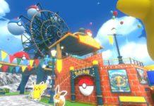 Parque temático pokémon