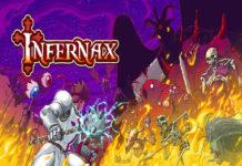 Infernax: una sangrienta aventura de horror en 8 bits