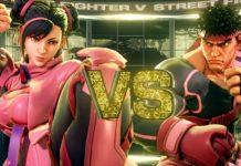 Street Fighter V se une a la lucha contra el cáncer de mama